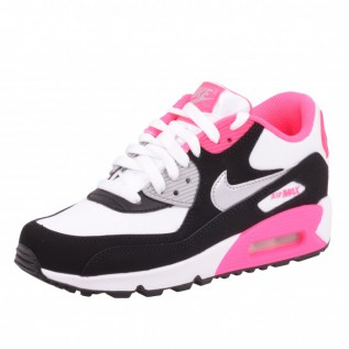 nike air max schwarz weiß rosa