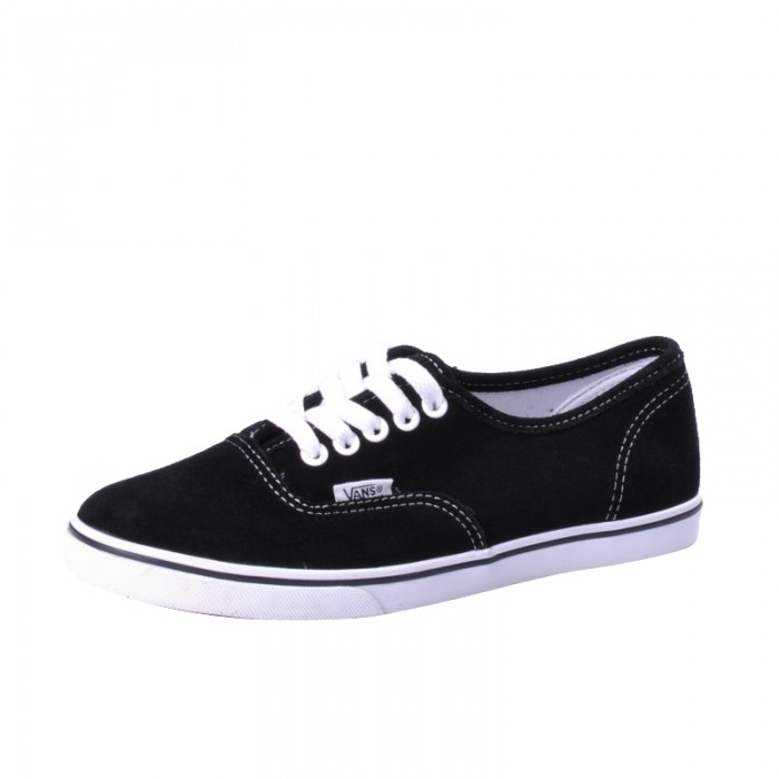 vans authentic lo pro schuhe sneaker schwarz blk f7bad3 ebay. Black Bedroom Furniture Sets. Home Design Ideas