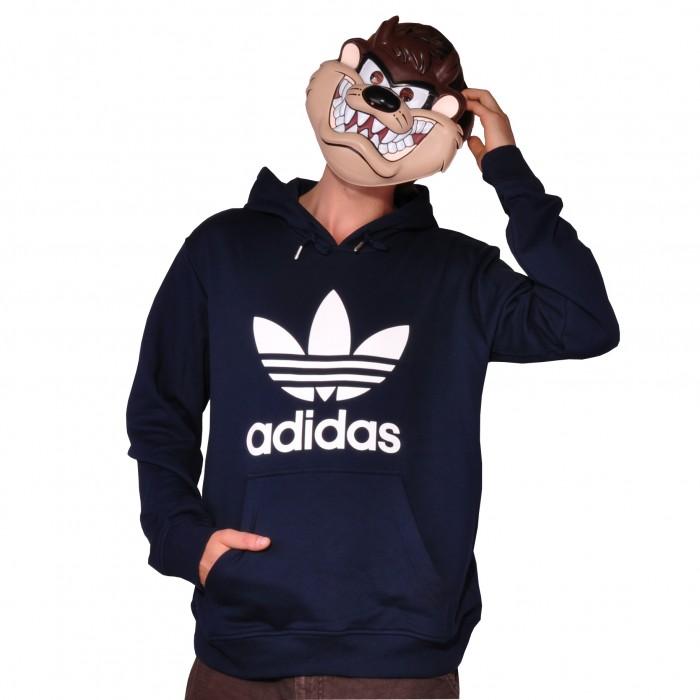 adidas sweatshirt dunkelblau