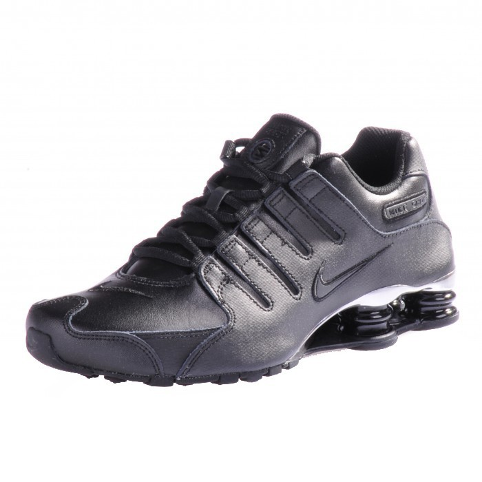 nike shox nz eu schuhe black schwarz sneaker 325201023 ebay. Black Bedroom Furniture Sets. Home Design Ideas