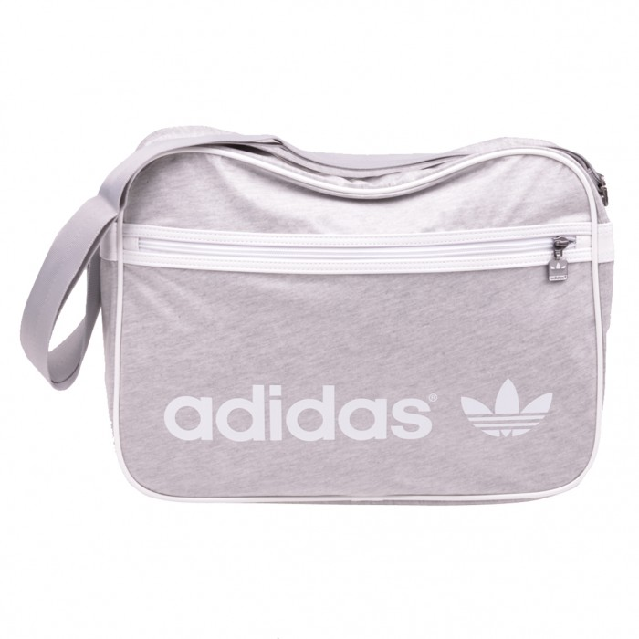 Ac Gris Bandolera Grey Bolso Airline Ebay Bag Ft Adidas RTqxwzHvH