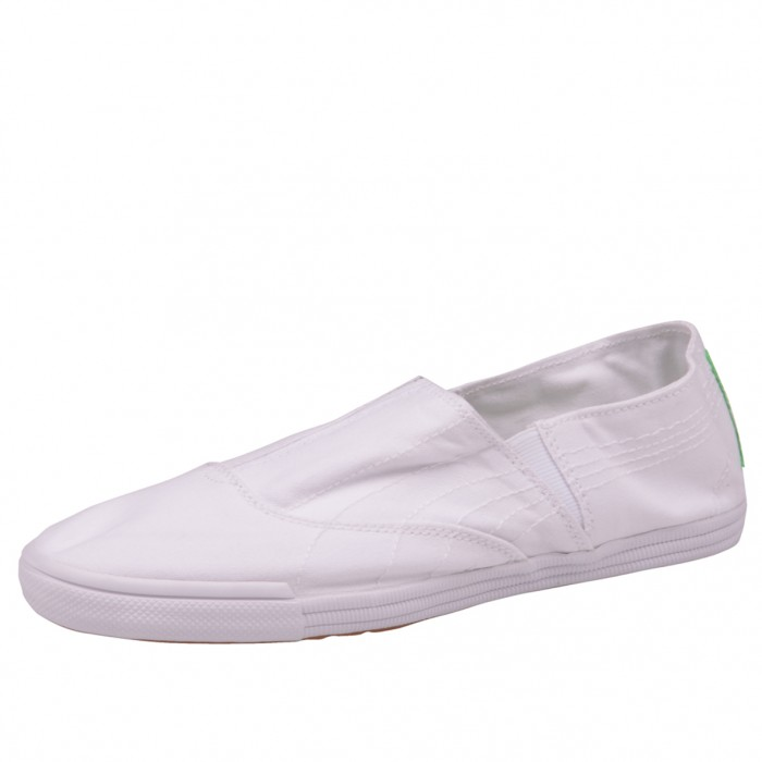 puma tekkies slipon wn s schuhe damen sneaker stoffschuhe white wei 353212 01 ebay. Black Bedroom Furniture Sets. Home Design Ideas