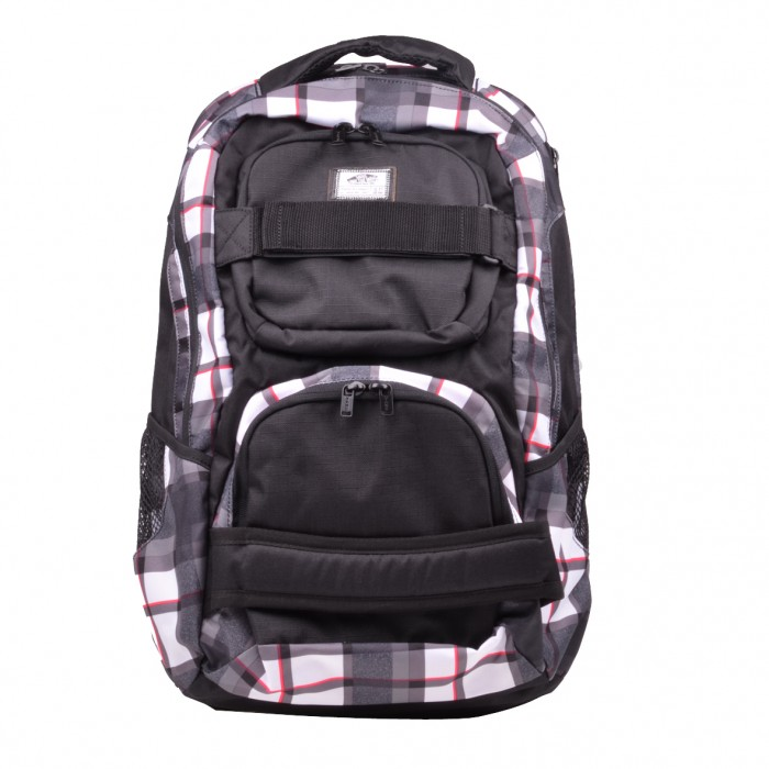 vans shroud skatepack backpack rucksack black schwarz off. Black Bedroom Furniture Sets. Home Design Ideas