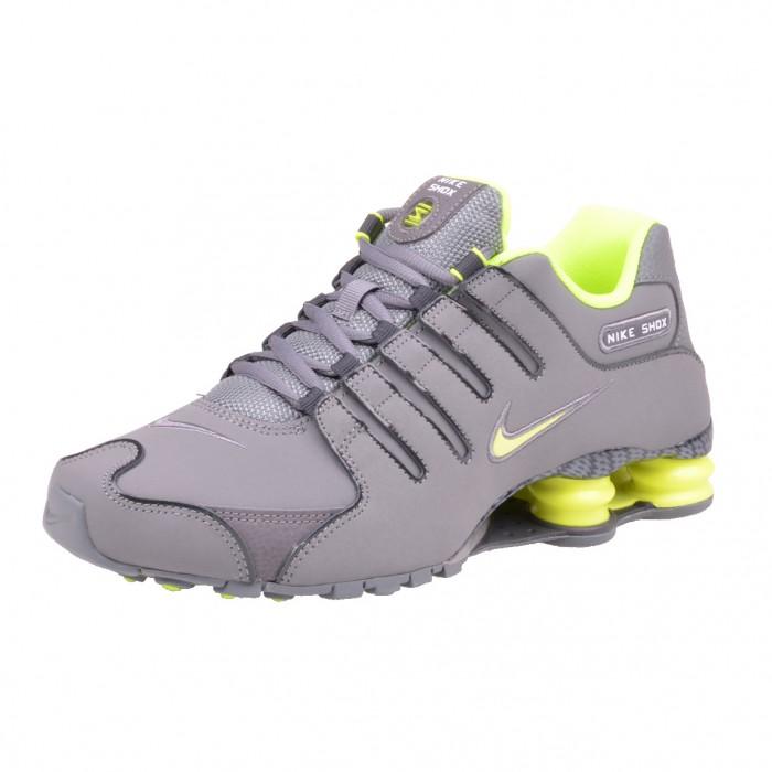 Nike Shox Grey