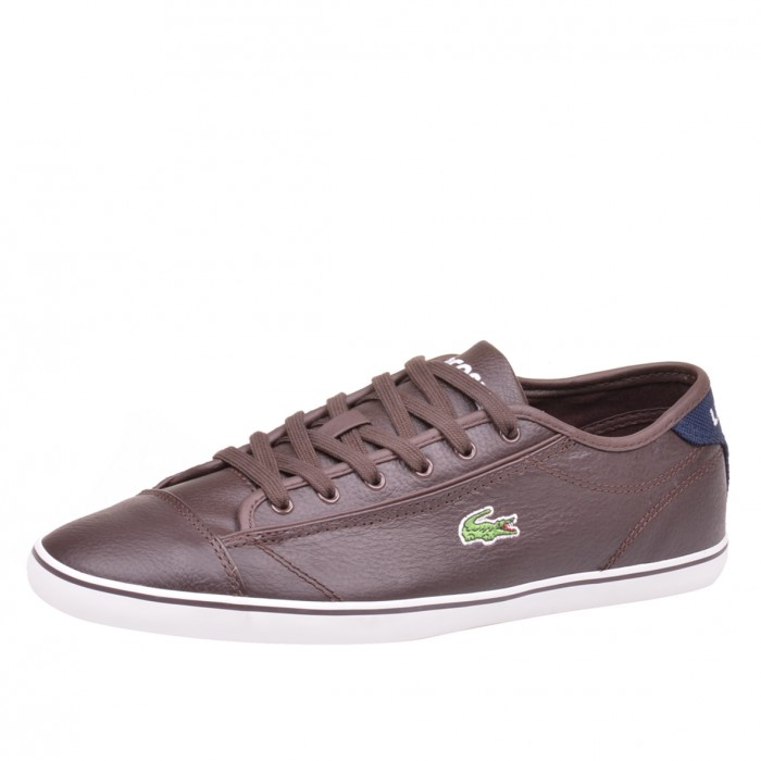 Lacoste Schuhe Herren Braun
