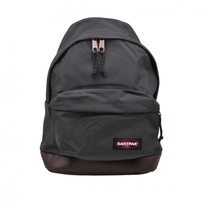 eastpak wyoming coal grey backpack rucksack ek811 111 grau. Black Bedroom Furniture Sets. Home Design Ideas