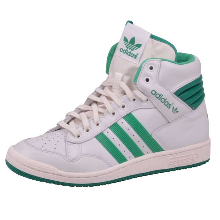 Adidas High Tops Weiß