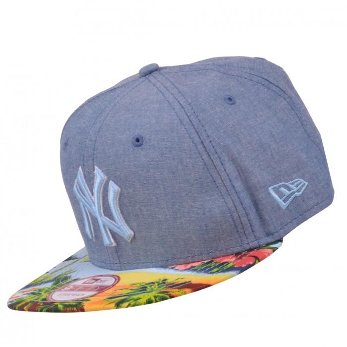 new era cap strapback island visor new york yankees ny. Black Bedroom Furniture Sets. Home Design Ideas