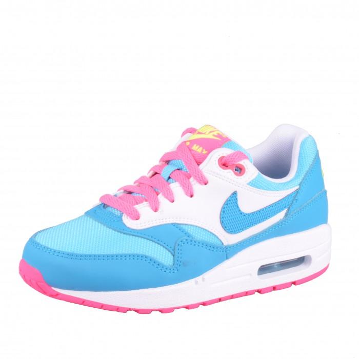 Nike Air Max Weiß Blau